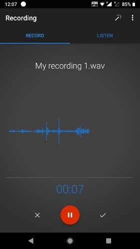 بهترین برنامه ضبط صدا اندروید در حد استودیو/نرم افزار ضبط صدا حرفه ای اندروید/ضبط صدای داخلی اندروید