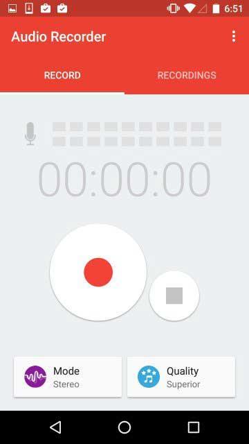 دانلود برنامه ضبط صدا رایگان//دانلود نرم افزار ضبط صدا با کیفیت بالا برای اندروید/برنامه ضبط صدا هنگام مکالمه/دانلود برنامه ضبط صدا با فرمت mp3 برای اندروید